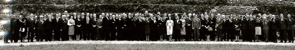 CIMA 1966 Participants